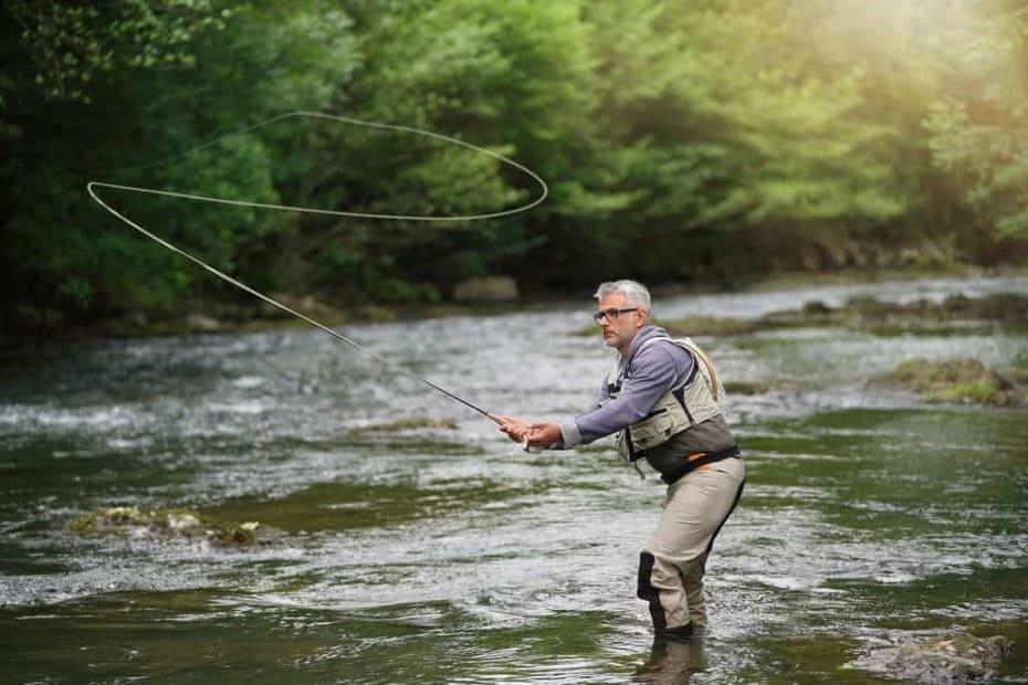 Är du intresserad av att fiska?