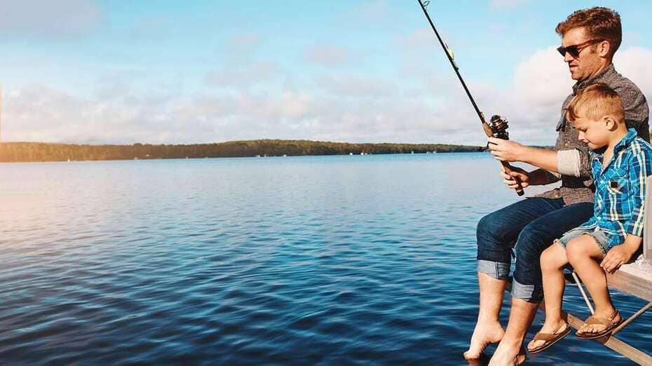 Fiske till vardags