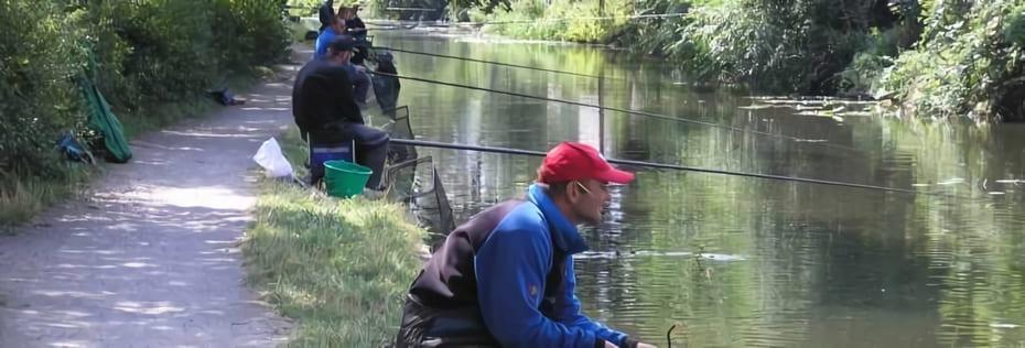 å vidare med ditt fiskeintresse