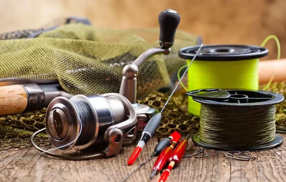 Utrustning för fiske